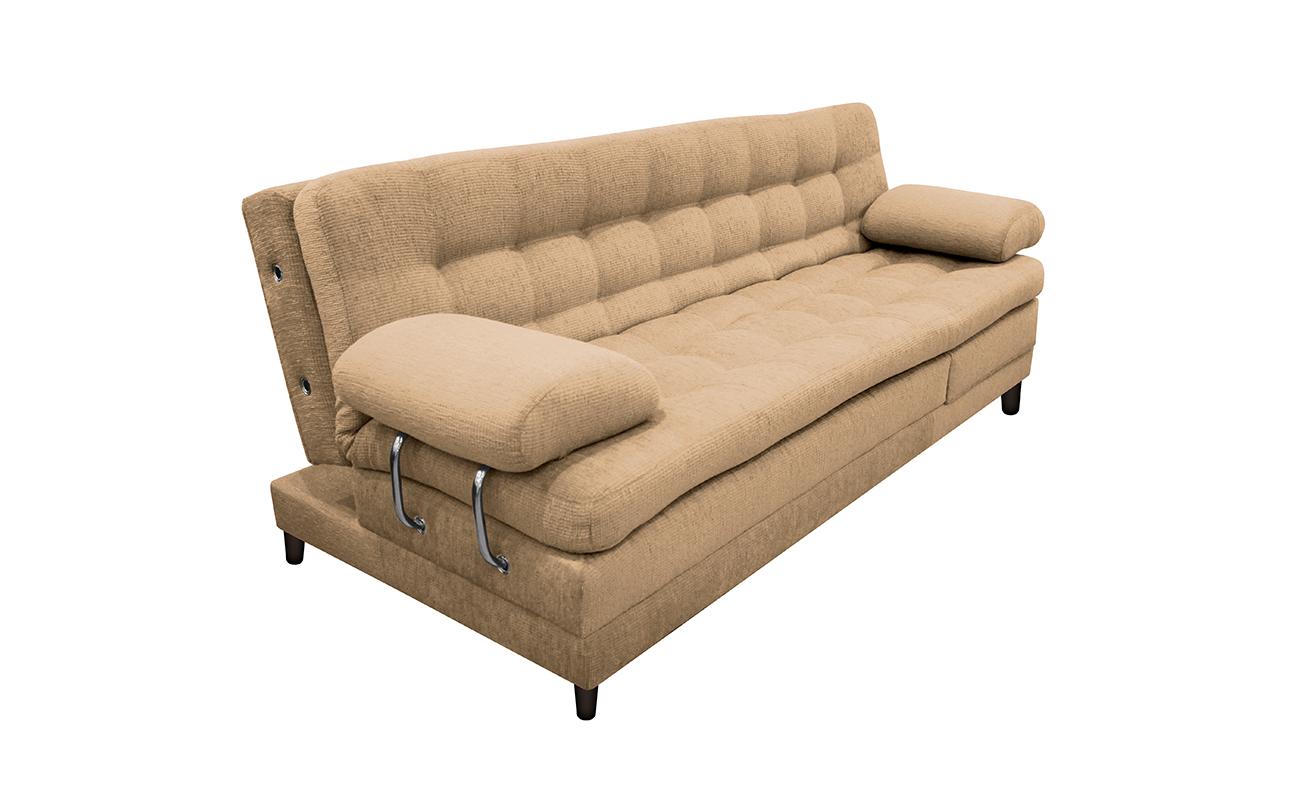 Sofacama multifuncional euro con brazos microfibra amoblando for Sofa cama sin brazos